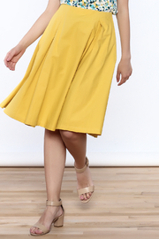 Archerie Valerie Pleated Skirt - Product Mini Image