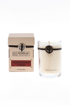 Archipelago Botanicals Pomegranate Citrus Candle - Alternate List Image