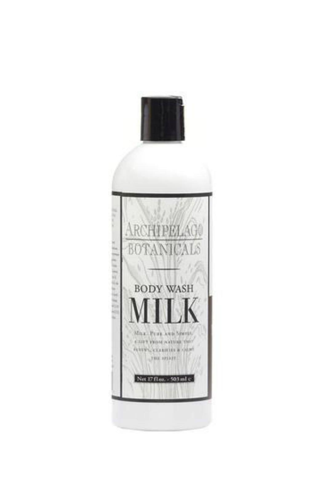 Archipelago Botanicals Milk Body Wash - Main Image
