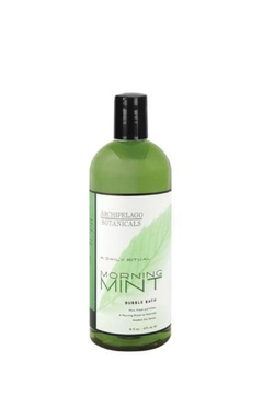 Archipelago Botanicals Mint Bubble Bath - Alternate List Image
