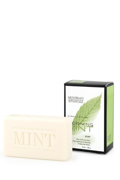 Archipelago Botanicals Morning Mint Soap - Alternate List Image