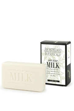 Archipelago Botanicals Soy Milk Soap - Alternate List Image