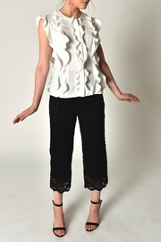 CISTAR Arden Sleeveless Blouse - Front cropped