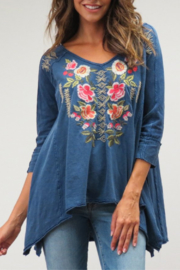 Caite Arden Tunic - Product Mini Image