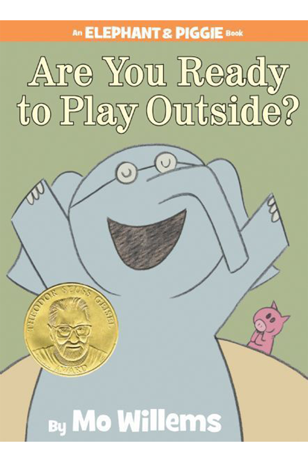 Hachette Are You Ready to Play Outside? - Main Image