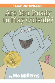 Hachette Are You Ready to Play Outside? - Front cropped