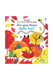 Usborne Are You There Little Fox? - Product Mini Image