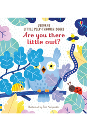 Usborne Are You There Little Owl? - Product Mini Image