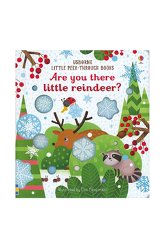 Usborne Are You There Little Reindeer - Alternate List Image