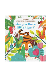 Usborne Are You There Little Tiger - Product Mini Image