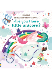 Usborne Are You There Little Unicorn? - Front cropped