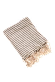 Area Inc Narrow Striped  Towel - Product Mini Image