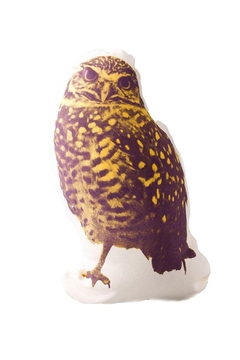 Areaware Owl Pillow - Alternate List Image