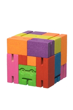 Areaware Micro Cubebot Toy - Alternate List Image