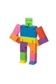 Areaware Cubebot Small - Front cropped