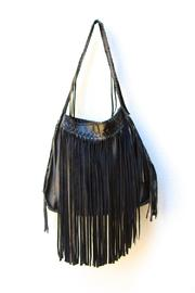 Areias Leather Chayenne Fringe Bag - Product Mini Image
