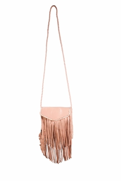 Areias Leather Crossbody Leather Bag - Product List Image