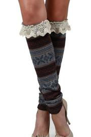 A'reve Leg Warmers - Product Mini Image