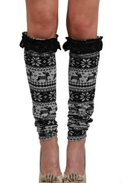 Shoptiques Product: Leg Warmers