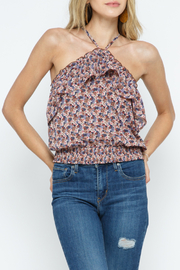 Cozy Casual Aria Necklace Halter - Front cropped