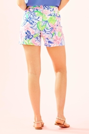 Lilly Pulitzer Ariana Stretch Short - Front full body