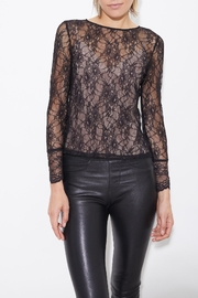 Generation Love  Arianna Lace Top - Product Mini Image