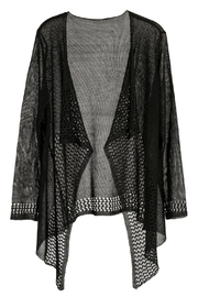 Arianna Open Weave Cover Up - Front cropped