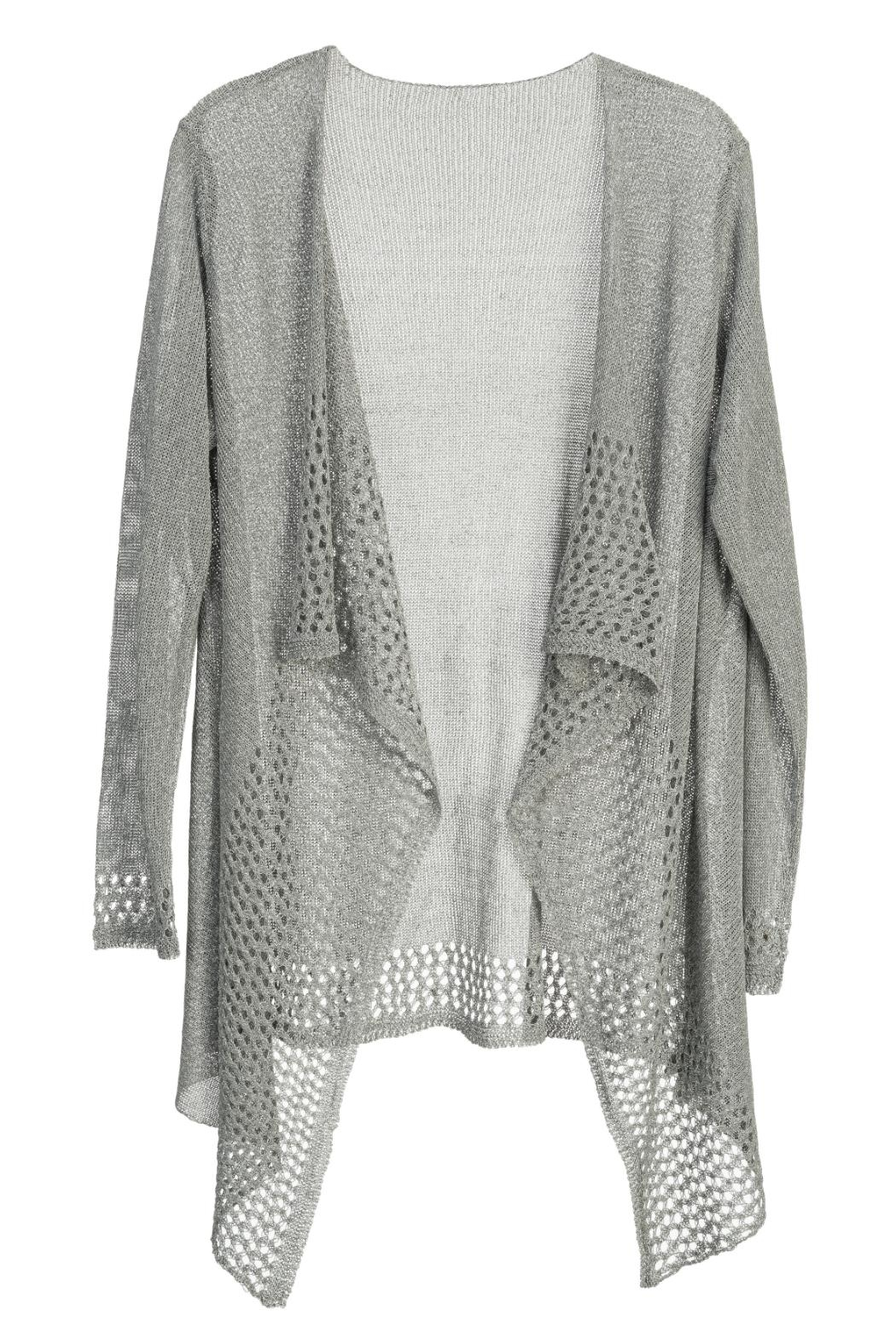Arianna Open Weave Cover Up - Main Image