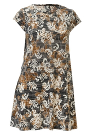 Arianna Print Tunic/dress - Front cropped