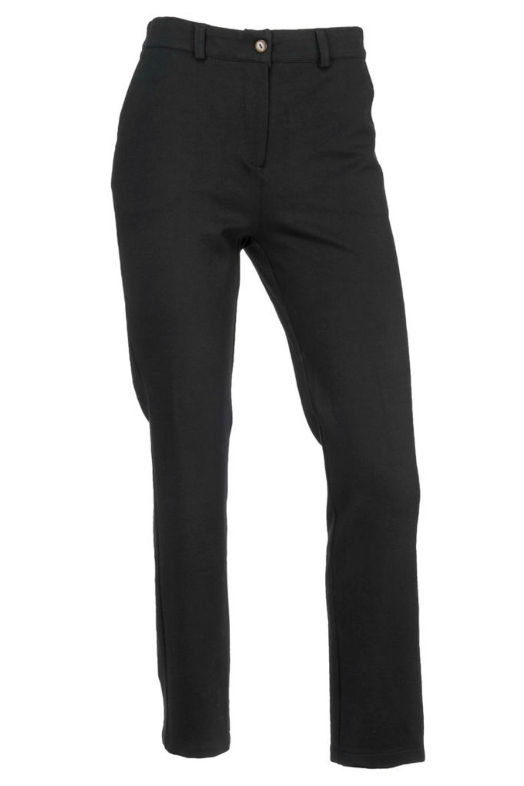 Arianna Stretch Trousers - Main Image