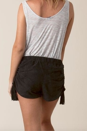 Astars Arianna Vegan Shorts - Front full body
