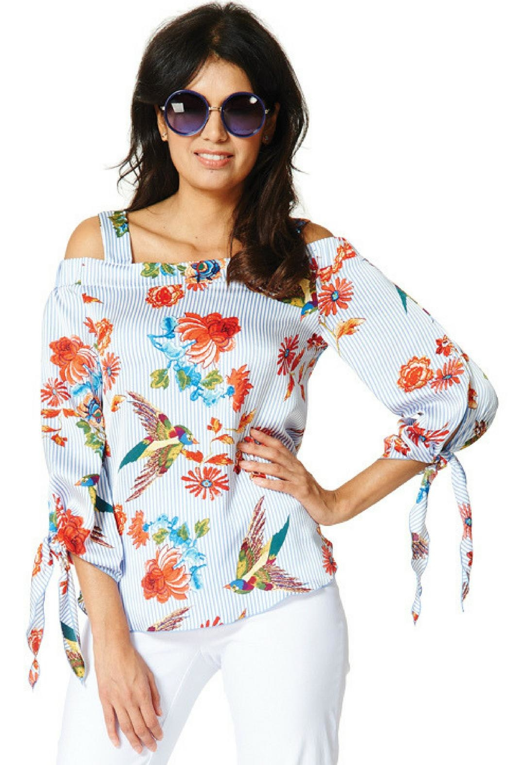 Arianne Lena Blouse - Front Cropped Image
