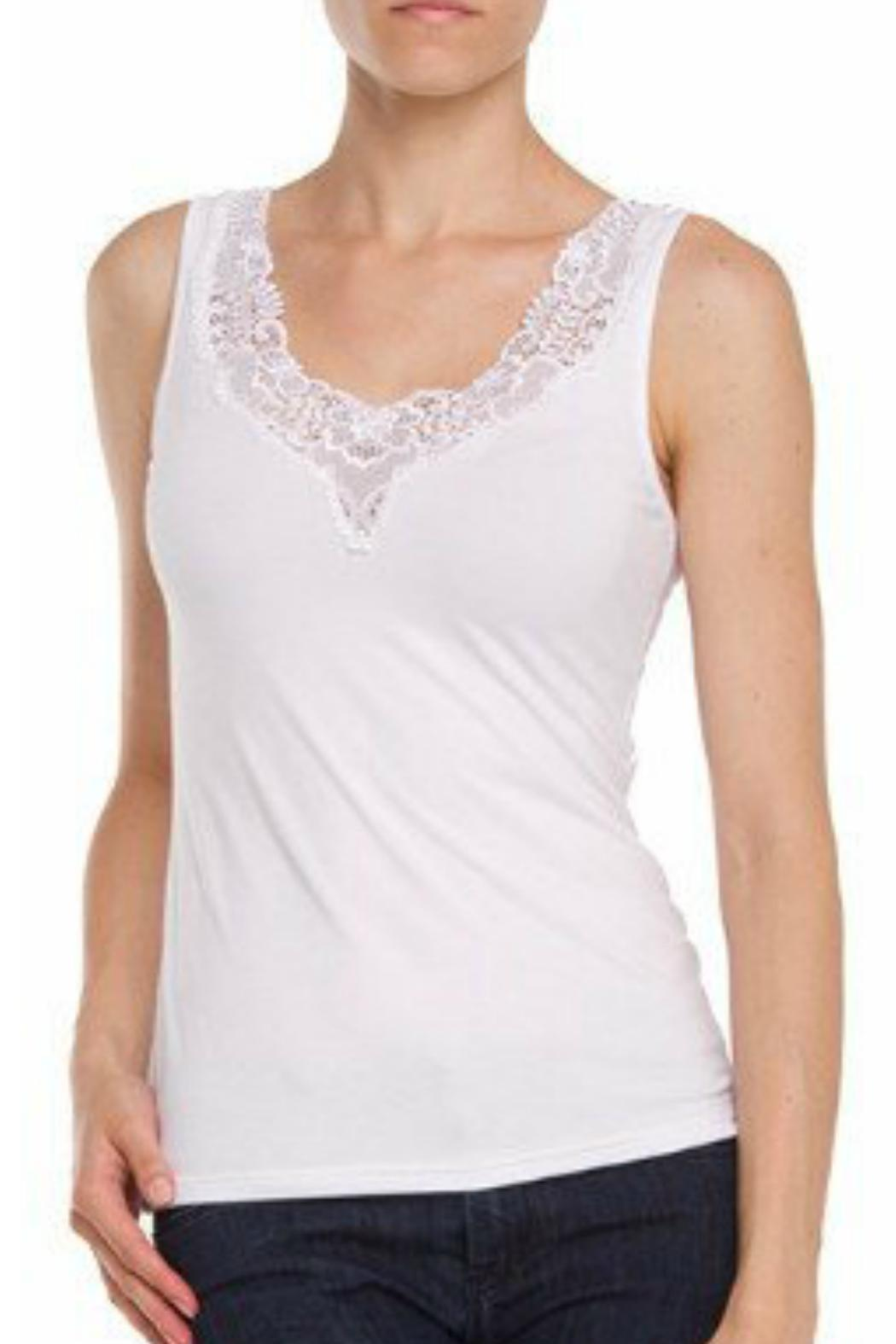 Arianne Teri Camisole - Side Cropped Image