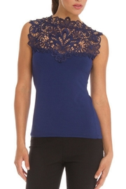 Arianne Teri Reversible Top - Front cropped