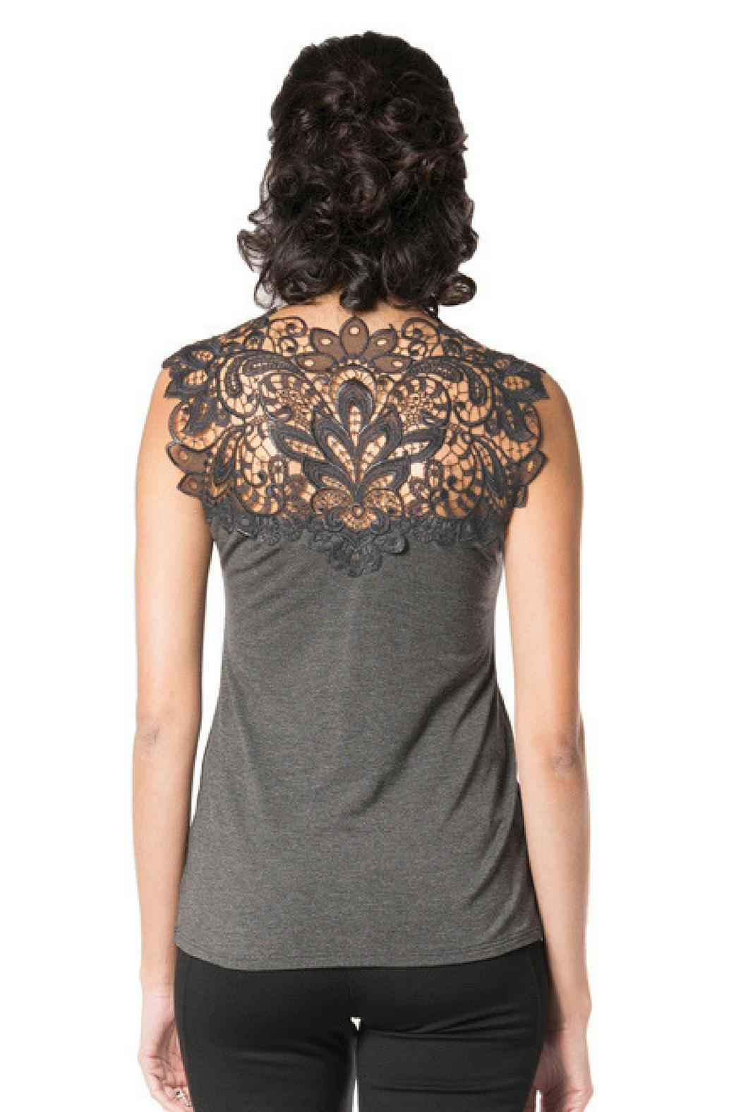 Arianne Teri Reversible Top - Side Cropped Image