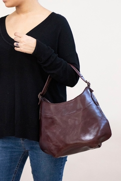 ARIBET Mila Leather Handbag - Alternate List Image