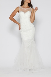Jadore Ariel Gown Ivory - Product Mini Image