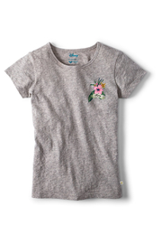 Roxy Ariel Stars Dont' Shine Tee - Front cropped