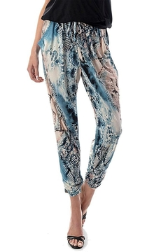 Ariella Ruched Jogger Pants - Alternate List Image