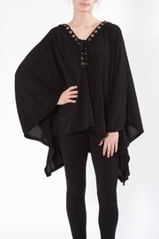 Ariella Grommet Poncho - Product Mini Image