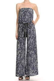Ariella Pasley Strapless Jumpsuit - Product Mini Image
