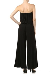 Ariella Wide Leg Jumpsuit - Front full body