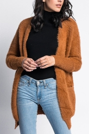 Pink Martini Arielle Cardy Sweater - Front cropped