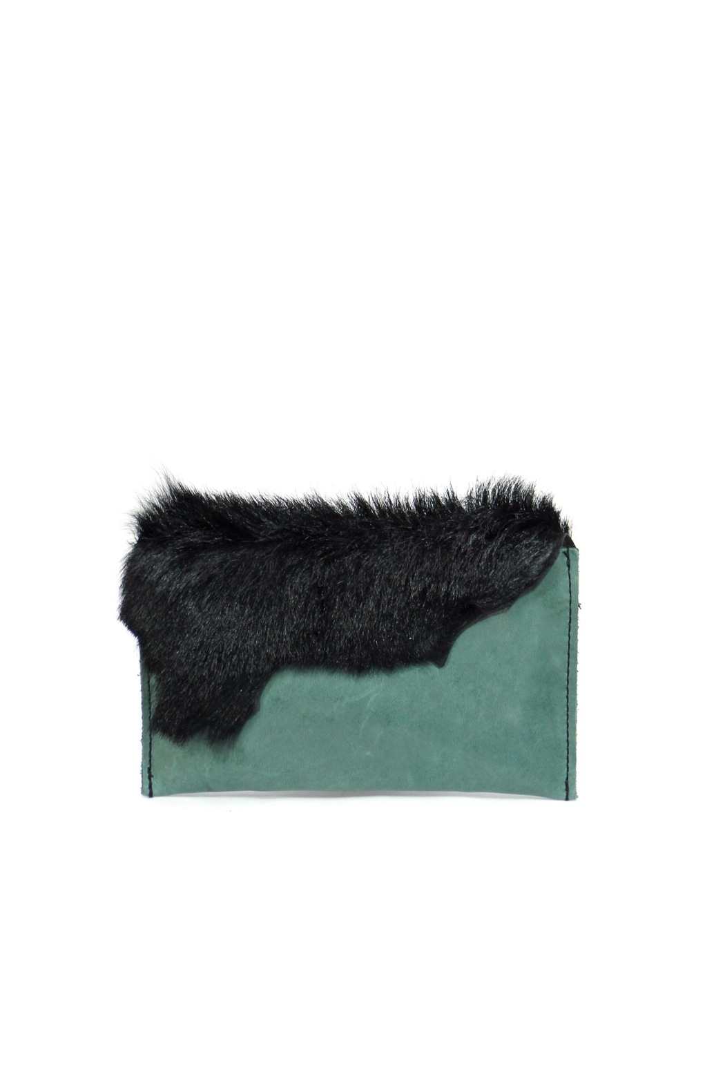 Arisch Artesanal Leather Purse - Front Cropped Image