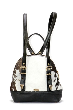 Shoptiques Product: B/w Mary Backpack