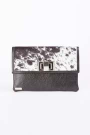 Arisch Black Isabel Clutch - Product Mini Image