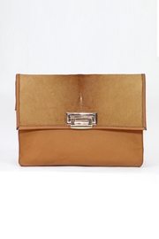 Arisch Cinnamon Isabel Clutch - Product Mini Image