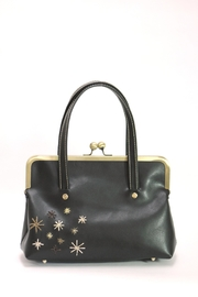 Arisch Constellation Leather Handbag - Product Mini Image