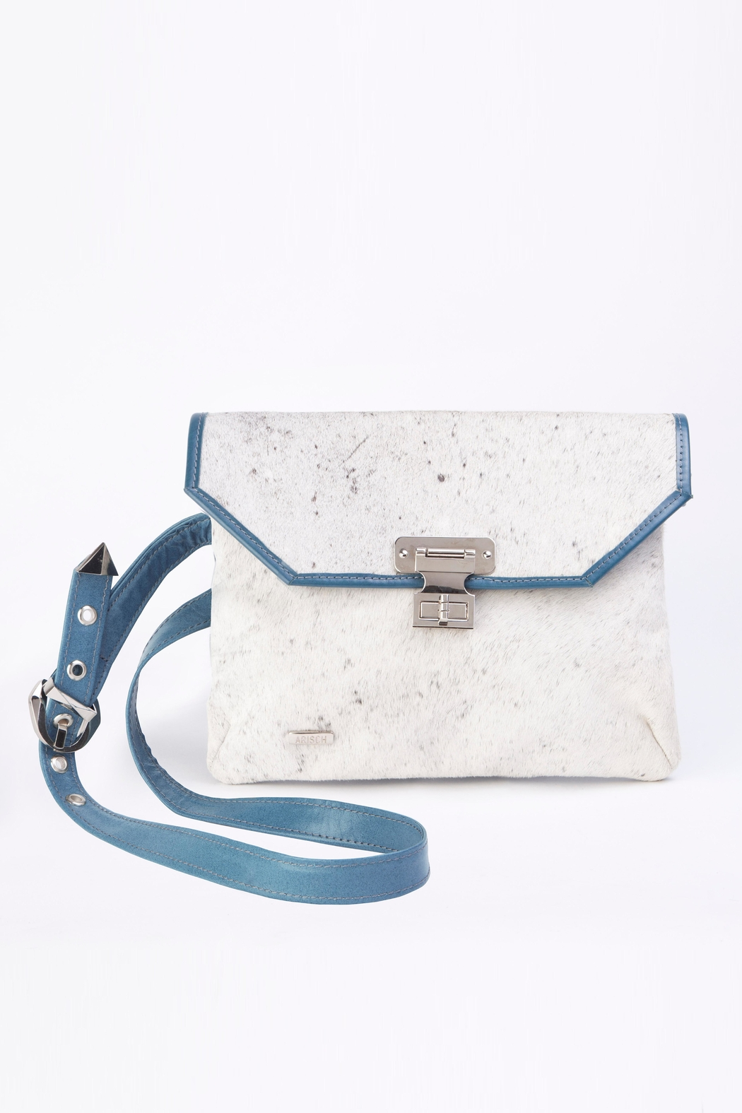Arisch Lea Leather Cross Body - Main Image