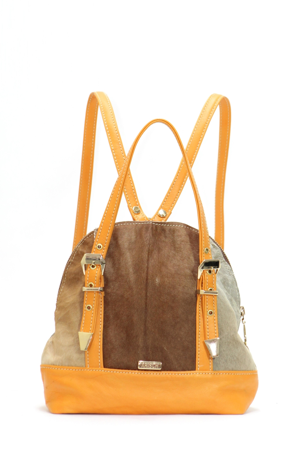 Arisch Mary Leather Backpack - Main Image